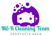 M&R Cleaning Team OÜ – Väärtusta aega Logo
